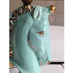 Image of Mid-Century Horse Bust Table Lamp