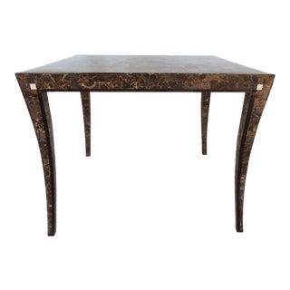 Tessellated Stone Game Table attib. Maitland-Smith