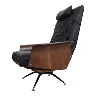 George Mulhauser Bentwood Lounge Chair