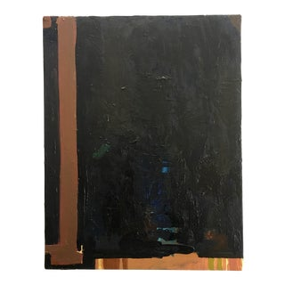 """Vintage """"142"""" Abstract Panting by Paul Rinaldi"""