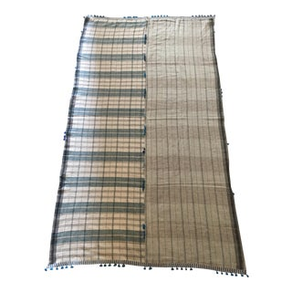 Injiri Throw Blanket