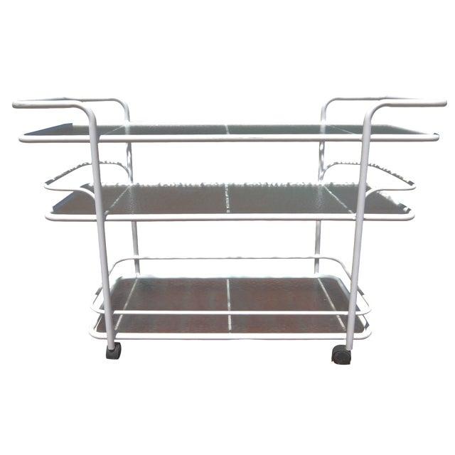 Brown Jordan Serving Cart - Image 1 of 3