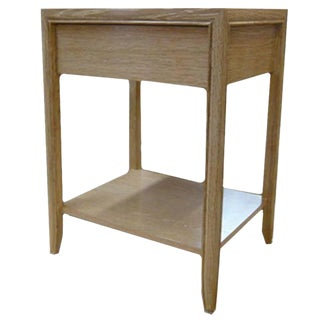 Westerby Single Drawer Nightstand