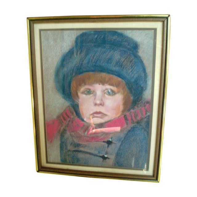 Image of Marilise Pastel Painting