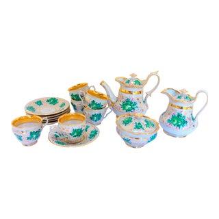 European Porcelain Tea - Set of 15