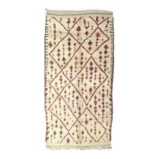 Vintage Moroccan Talsint Rug - 6′8″ × 11′