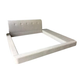 Khrome Studios Cal King Upholstered Bedframe