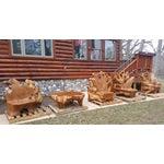 Image of Custom Log Coffee Table