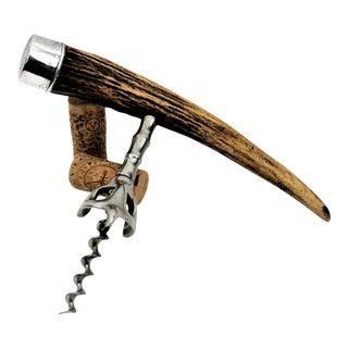 Victorian Sterling Silver Corkscrew