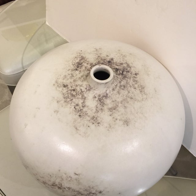 Image of Modern Asian Reactive Glaze Vase