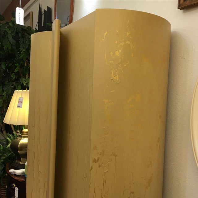 Custom Art Deco Gold & Ivory Bar or Display - Image 10 of 10