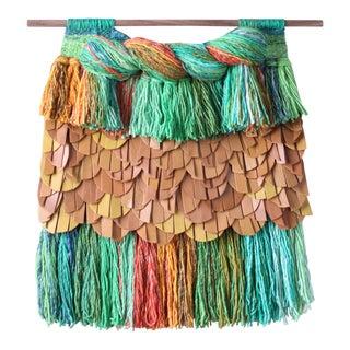 Mandi Smethells Woven Wall Hanging