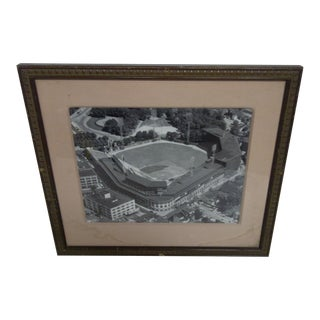Forbes Field, Pittsburgh 1950's Vintage Photo