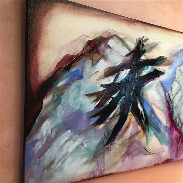 Image of Abstract Painting by Alice Welton