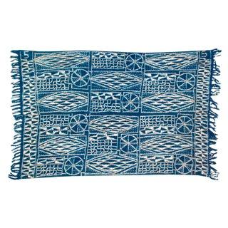 Vintage African Ndop Textile Cloth