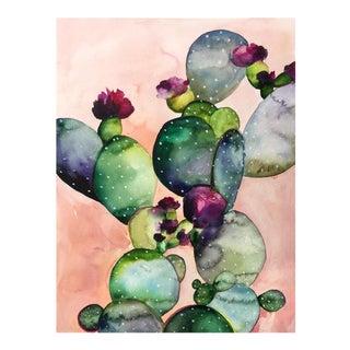 """""""Desert Rose Ii"""" Fine Art Print"""