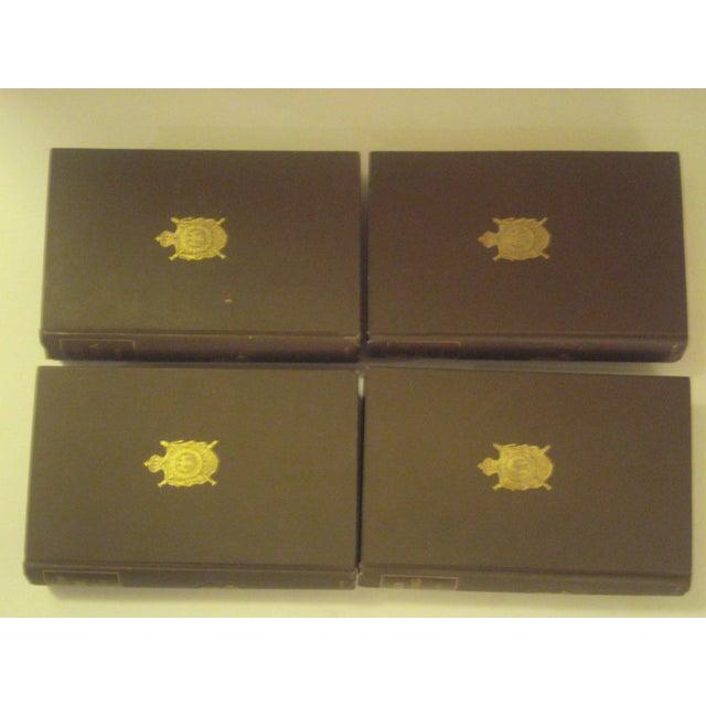 Image of 19th Century Victor Hugo Books - Set of 4