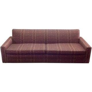 1960's Bohemian Sofa, Reupholstered