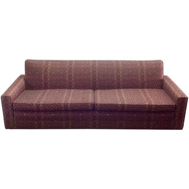 Image of 1960's Bohemian Sofa, Reupholstered