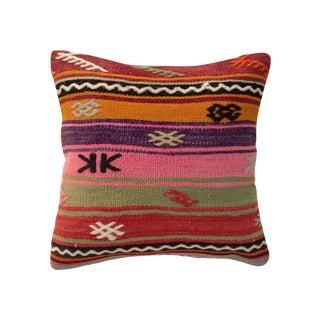 Vintage Turkish Kilim Pillow