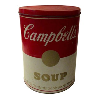 Campbell's Soup Umbrella Stand