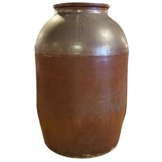 German 1,000 Litre Ceramic Vessel