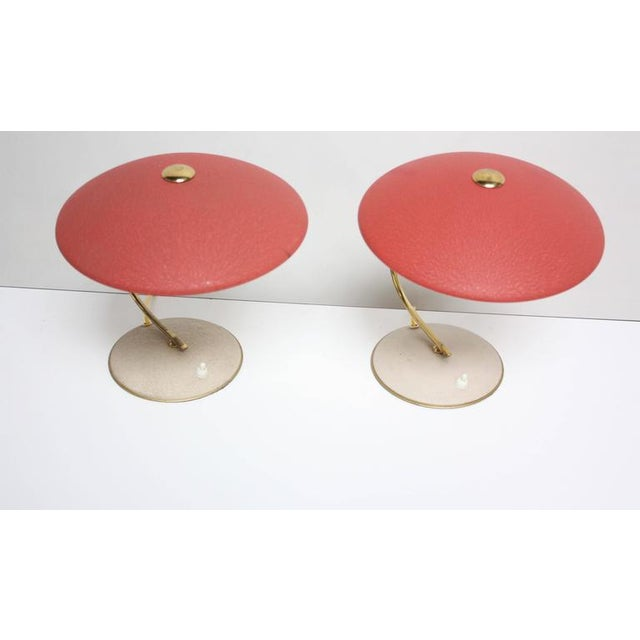 Mid-Century Dutch Table Lamps - Image 4 of 11