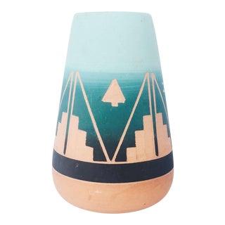 Vintage Sioux Pottery Vase