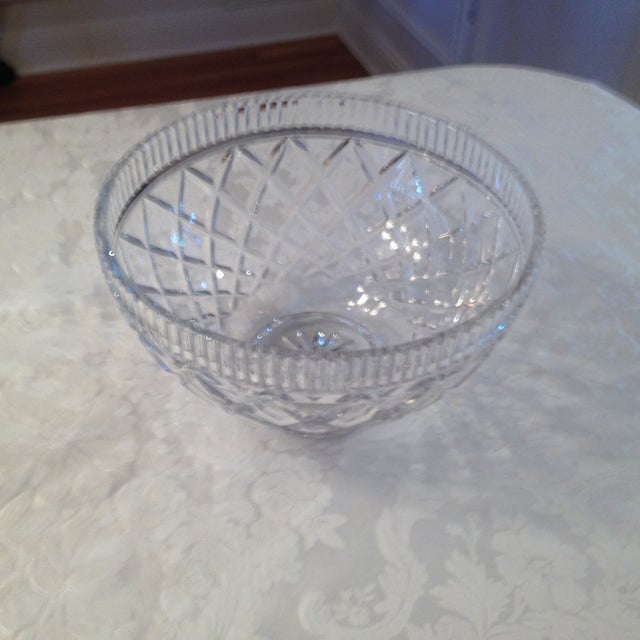 Intricate Crystal Bowl - Image 4 of 4