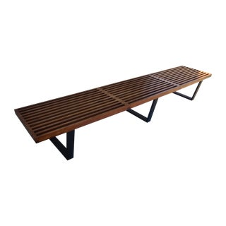 Herman Miller Slat Bench