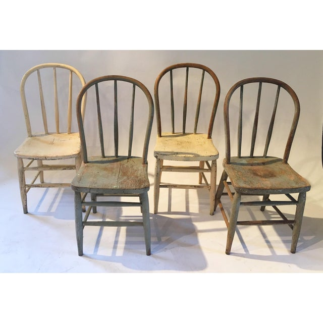 Farm House Dining Chairs - Set of 4 - Image 2 of 6