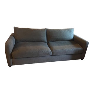 2-Cusion Taupe Easton Sofa