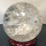 Image of Extra Large Quartz Crystal Ball