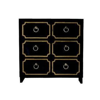 Dorothy Draper Style Chest of Drawers