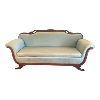 Antique Victorian Chaise