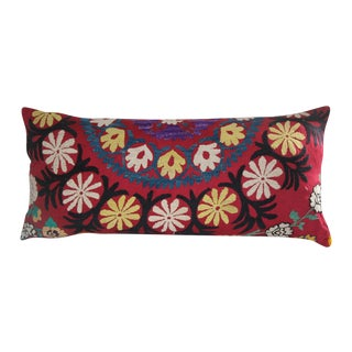 Rose Suzani Pillow