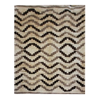 "Hand Knotted Navajo Rug by Aara Rugs Inc - 6'3"" X 9'3"""