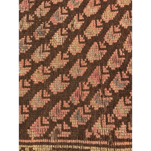 """Antique Persian Malayer Rug - 2'3"""" x 3' - Image 5 of 11"""