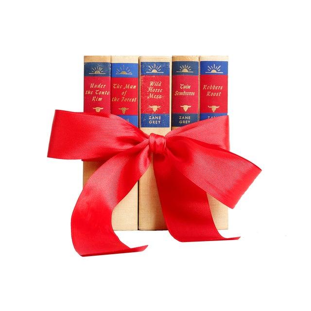Image of Zane Grey Novels - Set of 6