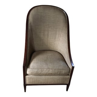 Stickley Classic Cherry Frame Upholstered Chair