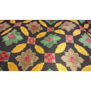 Scalamandre Floral Velvet Tapestry Fabric - 20 Yards