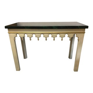 Custom Made Console Table, Two Available