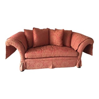 Baker Crown & Tulip Collection Sofa