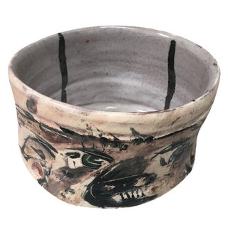 Ron Meyers Earthenware Tea Bowl