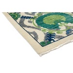 """Image of New Suzani Hand Knotted Area Rug - 3'2"""" x 5'3"""""""