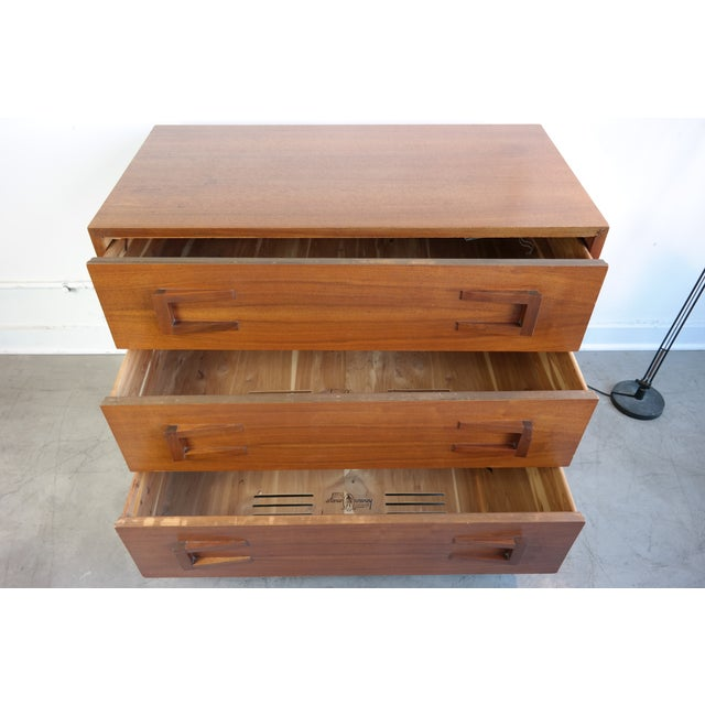 Image of 1950s Caviler 3-Drawer Chest