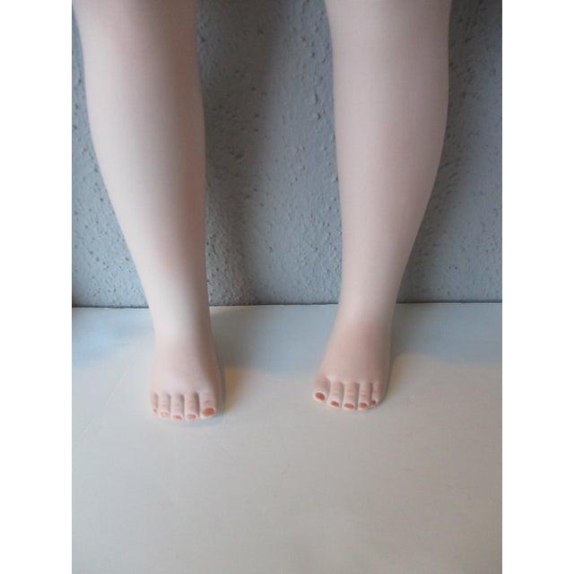 Vintage Dolls' Leg Collection - Set of 4 - Image 9 of 9