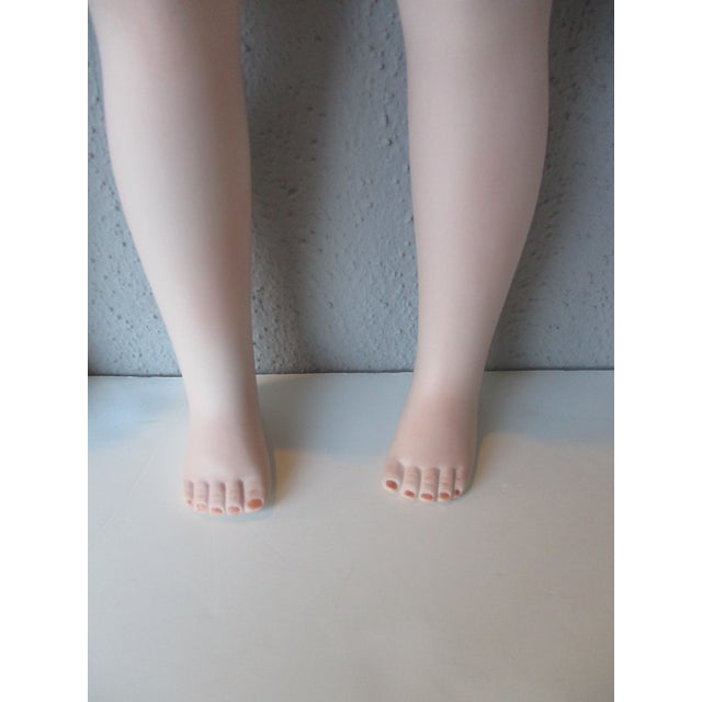Image of Vintage Dolls' Leg Collection - Set of 4