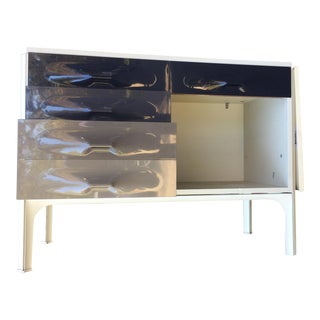 Raymond Loewy DF2000 Sliding Top Desk