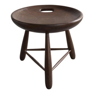 Milking stool by Sergio Rodrigues, for Oca, Brazil, 1954.